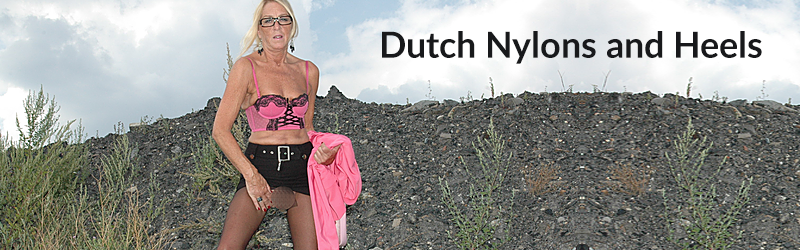 Dutch Nylons and Heels